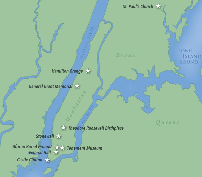 Find Your Favorite Park NY Harbor Parks